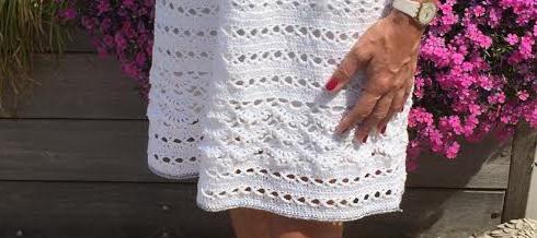 KlGehaakte jurk 2