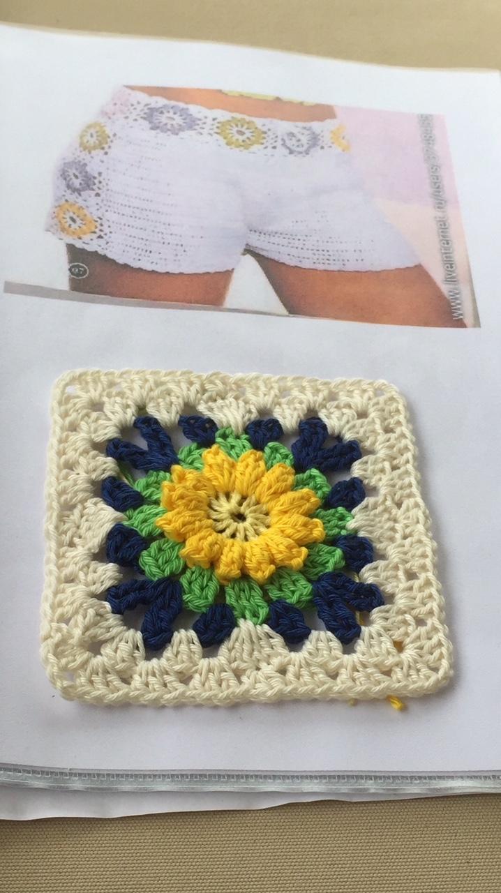Flower Power Shorts