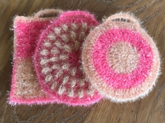 Scrubby set Pink Lady