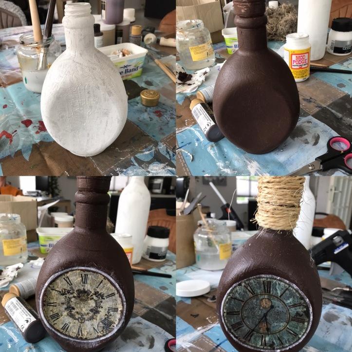 Bottle Art TIME